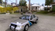 Ford Crown Victoria Colorado Police for GTA San Andreas miniature 1