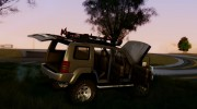 Jeep Liberty Off-Road for GTA San Andreas miniature 6