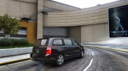 Dodge Grand Caravan SXT 2008 for GTA 5 miniature 2