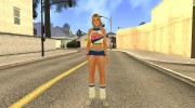 Lisa Cheerleader for GTA San Andreas miniature 2