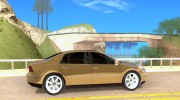 Volkswagen Phaeton W12 for GTA San Andreas miniature 5