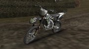 Yamaha YZ 450 F for GTA San Andreas miniature 1