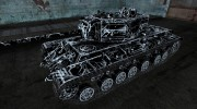 КВ-3  TRON skin for World Of Tanks miniature 1