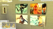 "Картины ""The Legend of Korra"" for Sims 4 miniature 3"