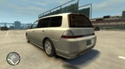 2006 Honda Odyssey for GTA 4 miniature 2