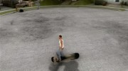 Snowboard for GTA San Andreas miniature 2