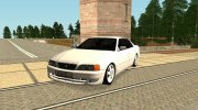 Toyota Chaser Tourer V for GTA San Andreas miniature 1