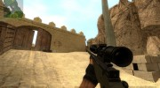 338. Cal L96A1 для Counter-Strike Source миниатюра 1