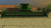 John Deere 9770 STS для Farming Simulator 2013 миниатюра 1