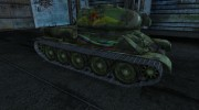 Т-34-85 LeoN47AK for World Of Tanks miniature 5