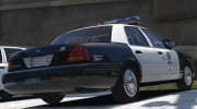 1999 Ford Crown Victoria P71 - Los Angeles Police 3.0 для GTA 5 миниатюра 2