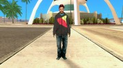 Jeffrey Manning V1 for GTA San Andreas miniature 5