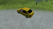 Lada Kalina v2.0 для Farming Simulator 2013 миниатюра 5