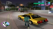Taxi for GTA Vice City miniature 4