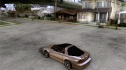 Chevrolet Camaro SS 2002 for GTA San Andreas miniature 3