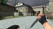 Assassin Knife для Counter-Strike Source миниатюра 1