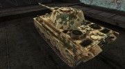 Panther II от kamutator for World Of Tanks miniature 3