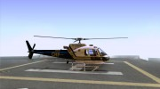 AS350 Ecureuil for GTA San Andreas miniature 5