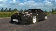 Nissan GT-R for Euro Truck Simulator 2 miniature 1