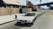 Alfa Romeo 164 for GTA 4 miniature 1