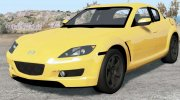 Mazda RX-8 2004 for BeamNG.Drive miniature 1