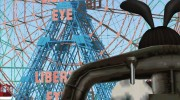 GTA IV Ferris Wheel Liberty Eye  миниатюра 9