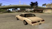 Chevrolet Monte Carlo 1976 for GTA San Andreas miniature 3