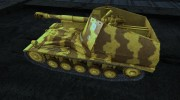 Wespe Gesar 3 for World Of Tanks miniature 2