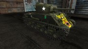 Шкурка для M4A3E8 Sherman for World Of Tanks miniature 5