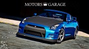 Nissan GTR R35 for GTA 5 miniature 8