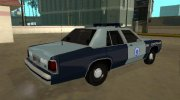Ford LTD Crown Victoria 1991 Massachusetts for GTA San Andreas miniature 3