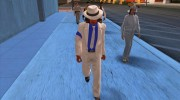 Michael Jackson Smooth Criminal for GTA San Andreas miniature 6