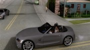 BMW Z4 for GTA San Andreas miniature 2