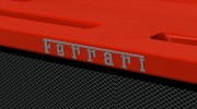 Ferrari F40 TT Black Revel for GTA Vice City miniature 7