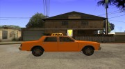 LV Taxi for GTA San Andreas miniature 5