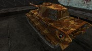 Шкурка для PzKpfw VIB Tiger II for World Of Tanks miniature 3