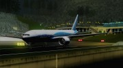 Boeing 777-200LR Boeing House Livery (Wordliner Demonstrator) N60659 for GTA San Andreas miniature 20