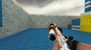 CS:GO AWP Asiimov for Counter-Strike Source miniature 4