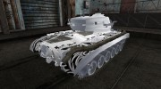 M26 Pershing от Azazello for World Of Tanks miniature 4