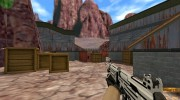 Galil Black and White for Counter Strike 1.6 miniature 1