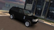 Range Rover Supercharged for Mafia: The City of Lost Heaven miniature 3