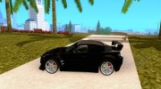 Mazda RX 8 NFS MW for GTA San Andreas miniature 2