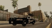 Ford Crown Victoria Central City Police для GTA San Andreas миниатюра 1