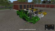 GRIMME MAXTRON 620 Multicolor v1.0.0 for Farming Simulator 2017 miniature 1