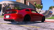 2013 Ford Mustang Shelby GT500 for GTA 5 miniature 4
