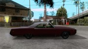 Chrysler 300C 1970 for GTA San Andreas miniature 5