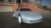 Toyota MR2 MKII for GTA Vice City miniature 2