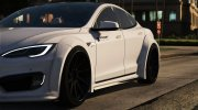 Tesla Model S Prior Design for GTA 5 miniature 5