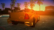 Opel Astra DTM for GTA Vice City miniature 3