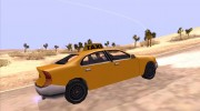 GTA 3 Taxi for GTA San Andreas miniature 5